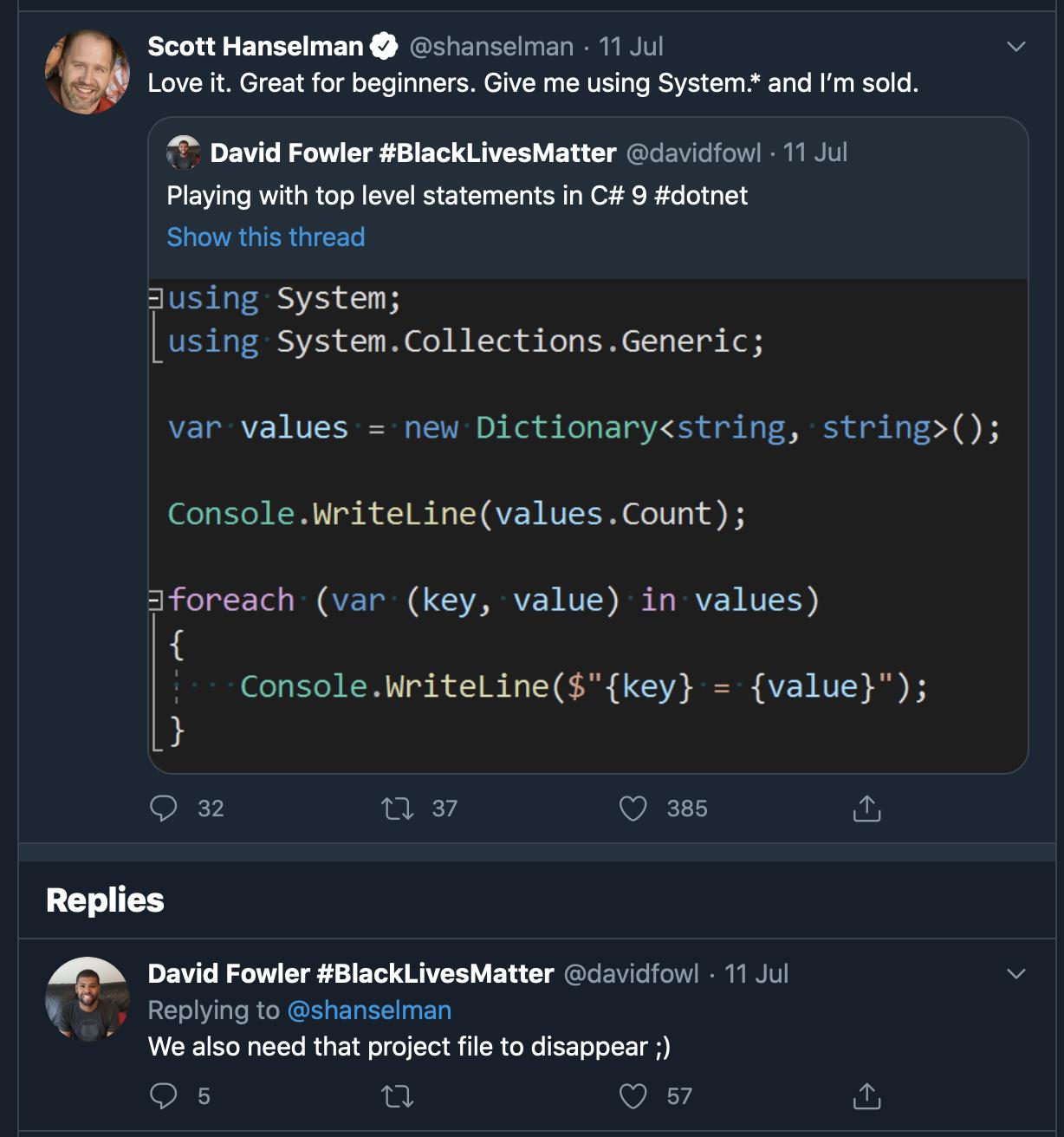 Make .NET easier